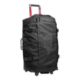 The North Face Rolling Thunder 80L Wheeled Duffel - Black