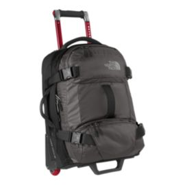 The North Face Longhaul 88L Wheeled Luggage - Graphite Grey