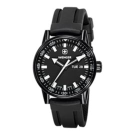 Swiss Army Commando Watch - Black / White