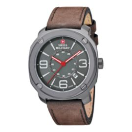 Swiss Army Escort Brown Watch
