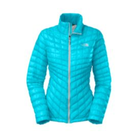 The North Face Women's ThermoBall Full-Zip Insulated Jacket
