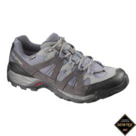 Salomon Men's Escambia GTX Hiking Shoes - Grey