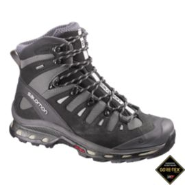 Salomon Men's Quest 4D 2 GTX Hiking Boots - Silver/Grey