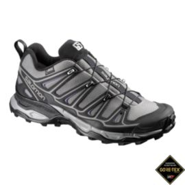 Salomon Women's X Ultra 2 GTX Hiking Shoes - Grey/Black