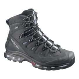 Salomon Women's Quest 4D 2 GTX Hiking Boots - Grey