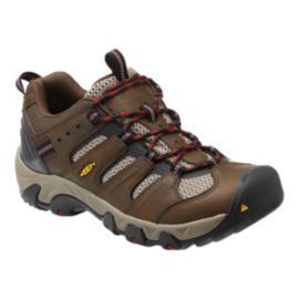 Keen Men's Koven Low Hiking Shoes - Brown/Tan