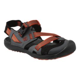 Keen Men's Zambezi Sandals - Magnet/Nova