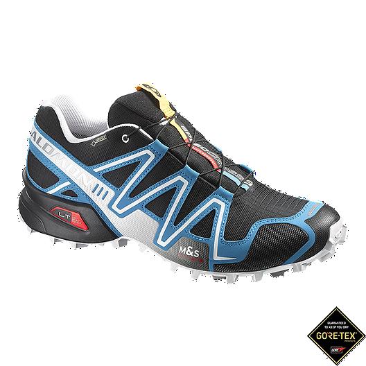 moins cher 3cbf3 1338c Salomon Men's SpeedCross 3 GTX Trail Running Shoes - Black ...