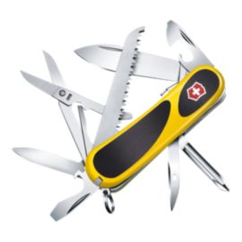Victorinox Swiss Army Evogrip S18 - Yellow