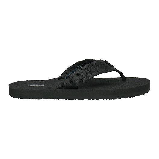5ec61b48884e8 Teva Men s Mush II Flip Flops - Brick Black