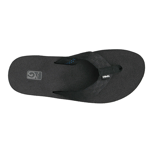 4012d9f3486a94 Teva Men s Mush II Flip Flops - Brick Black. (1872). View Description