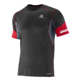 Salomon Agile Men's Short Sleeve Tee