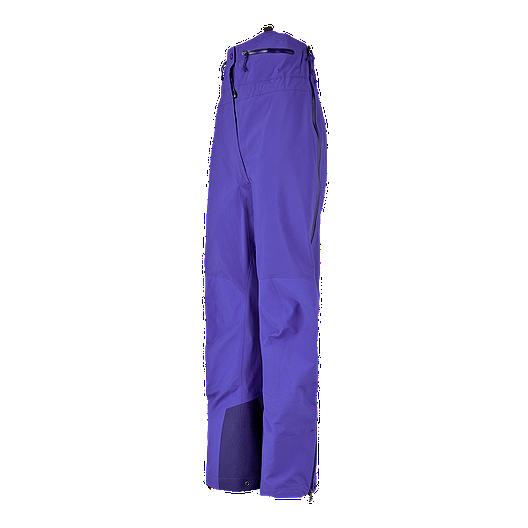 20874e7f96 Arc'teryx Women's Theta SV Gore-Tex Bib Pants - Prior Season | Atmosphere.ca