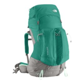The North Face Women's Banchee 65L Backpack - Jaiden Green