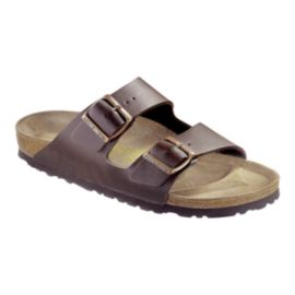 Birkenstock Men's Arizona Sandals - Brown