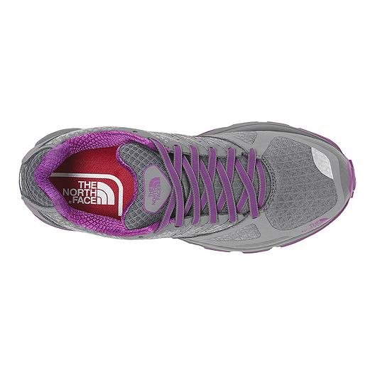 aacf73c35 The North Face Women's Ultra Cardiac Trail Running Shoes - Grey ...