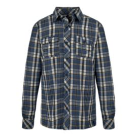 McKINLEY Tolimo Men's Long Sleeve Plaid Shirt