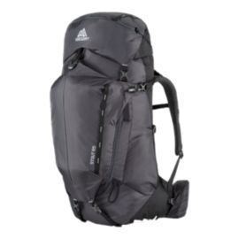 Gregory Stout 65L Backpack - Shadow Black