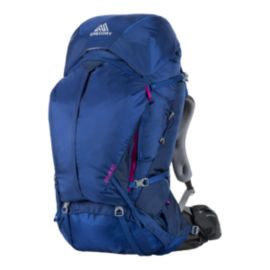 Gregory Women's Deva 60L Backpack - Egyptian Blue