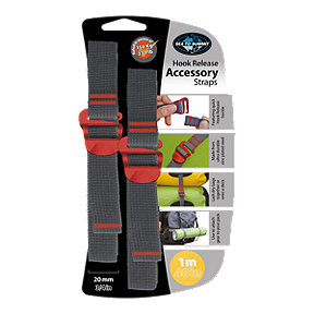 "Sea to Summit Accessory Strap 3/4"" x 40"" with Hook Release"