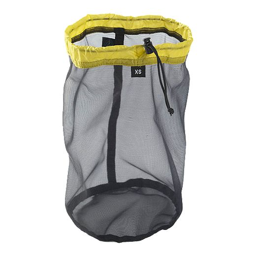 Sea to Summit Ultra-Mesh 4L Stuff Sack - Lime