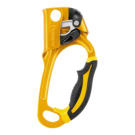 Petzl Ascension Right Hand Ascender - Yellow