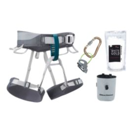 Black Diamond Women's Primrose Climbing Harness Package
