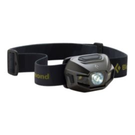 Black Diamond ReVolt USB Rechargeable Headlamp - Gray