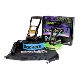 Slackers Eclipse 15m Trickline with Overhead Teach
