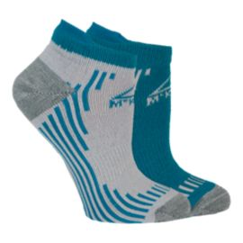 McKINLEY Women's Trail Run Low Cut Socks - 2-Pack