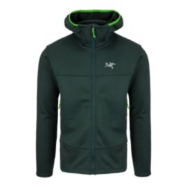 Arc'teryx Men's Arenite Full-Zip Hooded Jacket