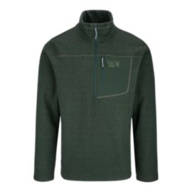 Mountain Hardwear Men's Toasty Twill ½ Zip Long Sleeve Top