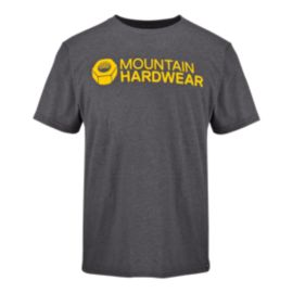 Mountain Hardwear Logo Graphic Men's Short Sleeve Tee