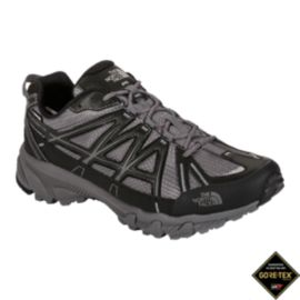 The North Face Men's Storm GTX Trail Running Shoes - Black/Grey