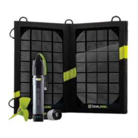 Goal Zero Switch 10 Solar Panel & Multi-Tool Kit