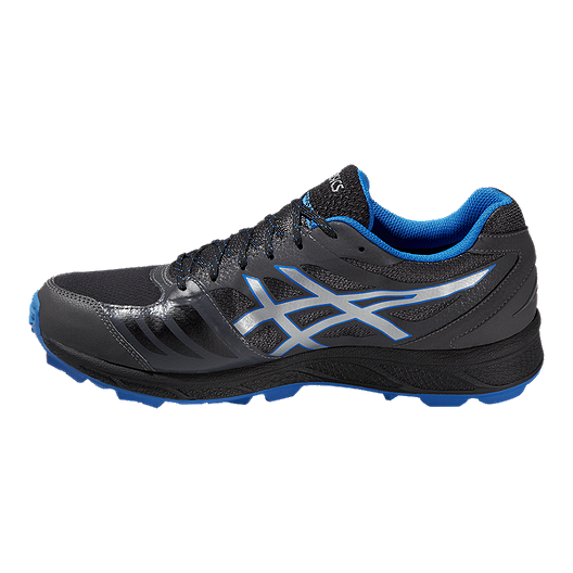 a4c2e4c2 ASICS Men's Gel Fuji Setsu 2 GTX Trail Running Shoes - Dark Grey ...
