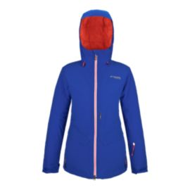 Columbia Titanium First Tracks TurboDown&trade&#x3b; OmniHeat&trade&#x3b; Women's Insulated Jacket