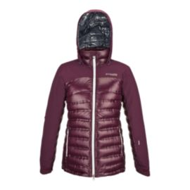 Columbia Women's Titanium Heatz 1000 TurboDown&trade&#x3b; OmniHeat&trade&#x3b; Insulated Jacket