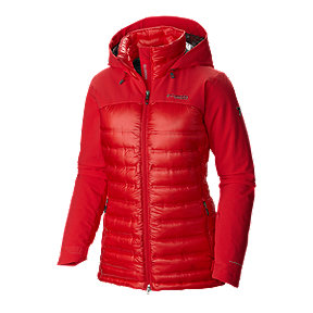 Columbia Titanium Heatz 1000 TurboDown&trade&#x3b; OmniHeat&trade&#x3b; Women's Insulated Jacket