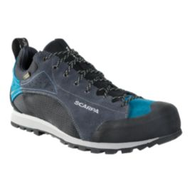 Scarpa Men's Oxygen GTX Hiking Shoes - Grey/Blue
