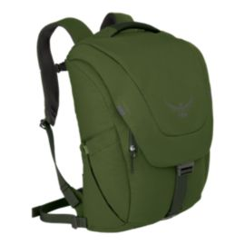 Osprey FlapJack 21L Day Pack - Peat Green