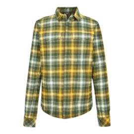 Arc'teryx Gryson Men's Long Sleeve Flannel Shirt