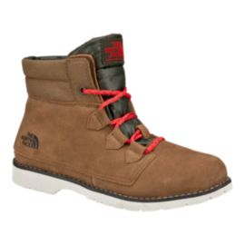 The North Face Ballard Roll-Down Special Edition Women's Casual Boots - Brown