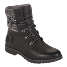 The North Face Women's Ballard Lace Boots - Black