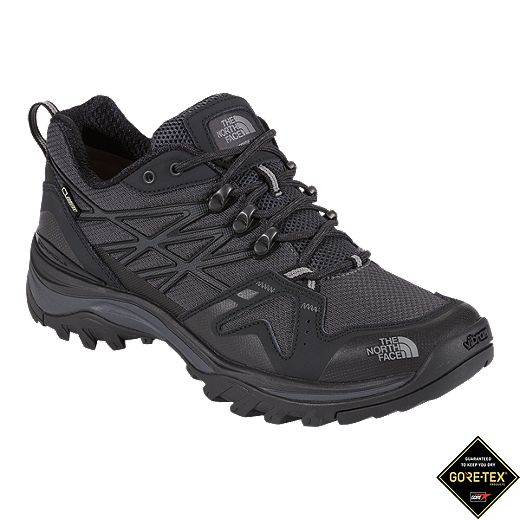 The North Face Men's Hedgehog FastPack GTX Hiking Shoes - Black/Grey