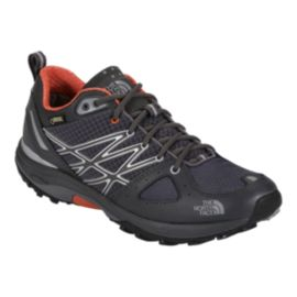 The North Face Men's FastPack GTX Hiking Shoes - Silver/Black