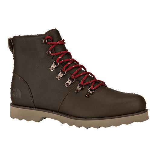 1c43735c0 The North Face Men's Ballard II Boots - Dark Brown