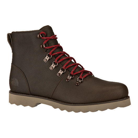 f1826e4ca The North Face Men's Ballard II Boots - Dark Brown