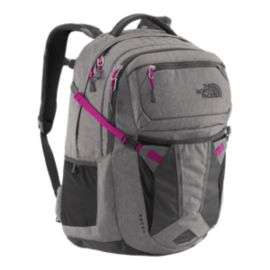 The North Face Women's Recon 31L Day Pack - Zinc Grey Heather