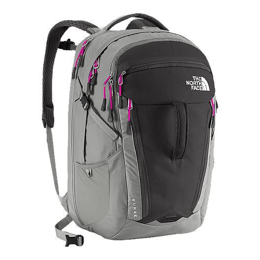 c277ec4a2 The North Face Women's Surge 31L Day Pack - Asphalt Grey | Atmosphere.ca
